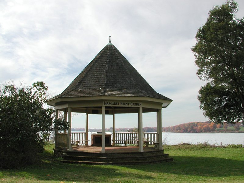 Waterfront Gazebo