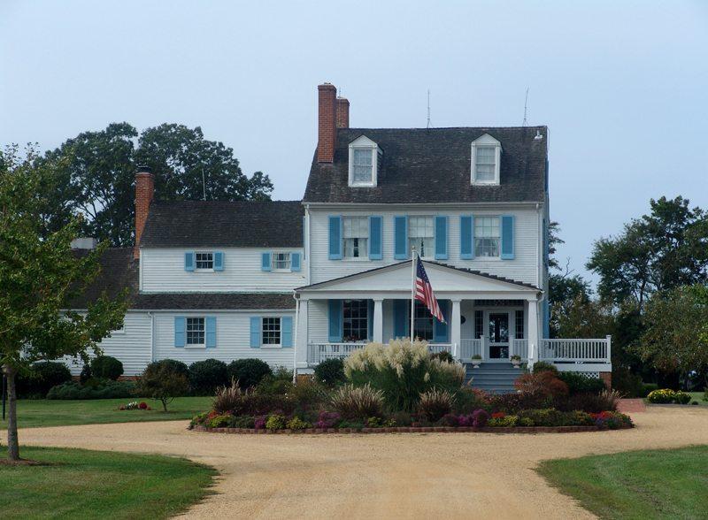 The Inn At Brome Howard Exterior