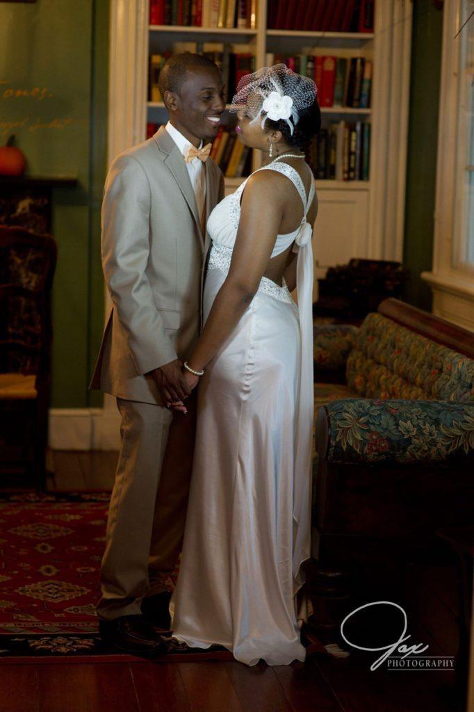 Inn At Brome Howard Wedding