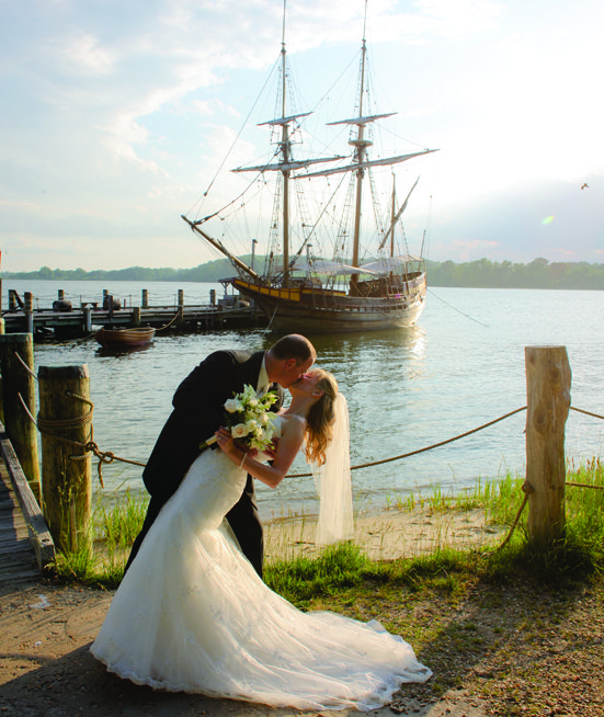 Waterfront Kiss